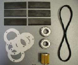 KH750A, KHA750A rebuild kit w/high temp bearings VC-3000H RKKH750